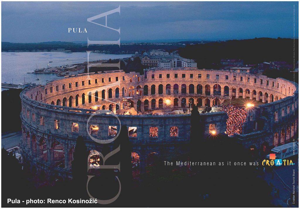 Pula Amphitheatre (Pulska Arena)