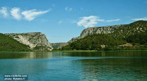 Visovac Lake Panorama